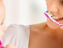 Teaching Kids Healthy Brushing Habits