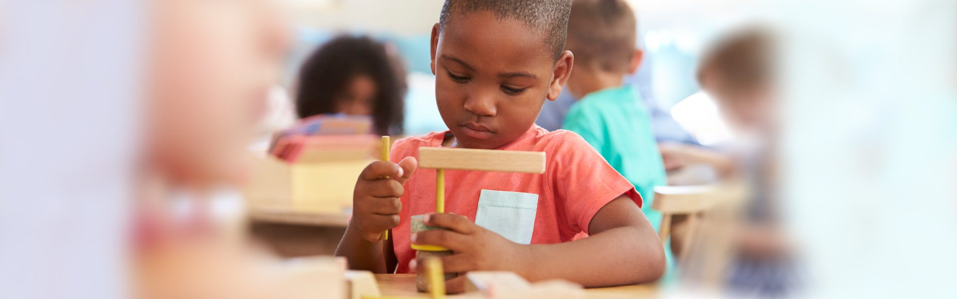 Let's Start at the Very Beginning: Montessori for Infants