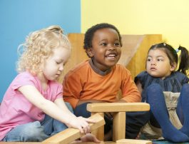 Setting up your home for Montessori baby