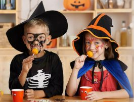 Halloween Activities For Kids of Different Age Group