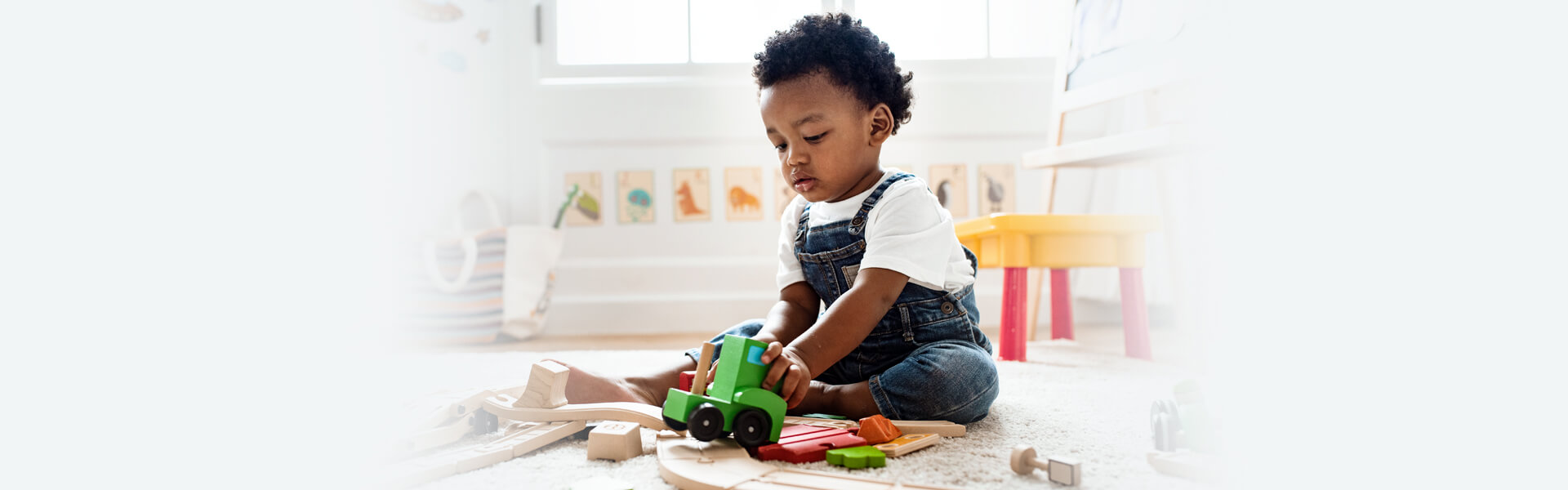 Surviving At Home with a Toddler