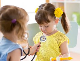 Life at Daycare Centers