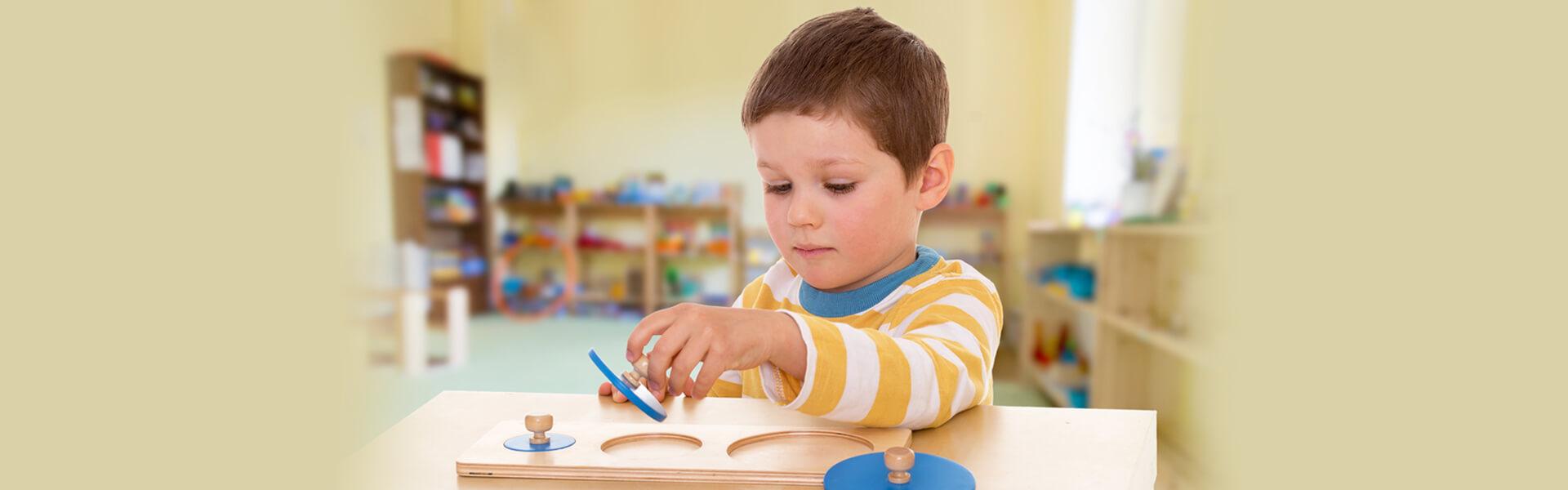 Montessori Inspired Fun Activities for Children