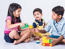 Types of Activities That Help with Child Development
